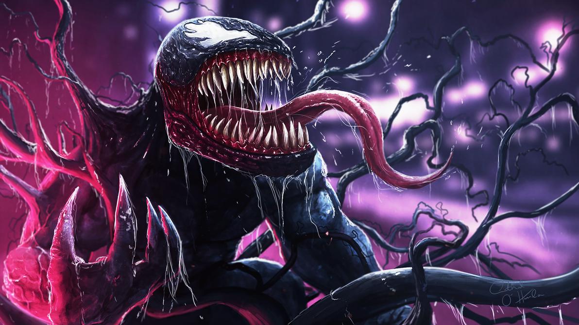 Venom by HadesPixels