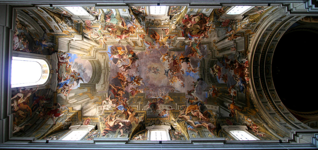 Sant'Ignazio di Loyola by AndySimmons