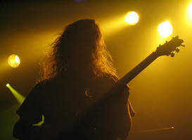Opeth Gothenburg 2 by XmishimaX