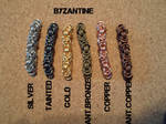 Byzantone Chainmaille