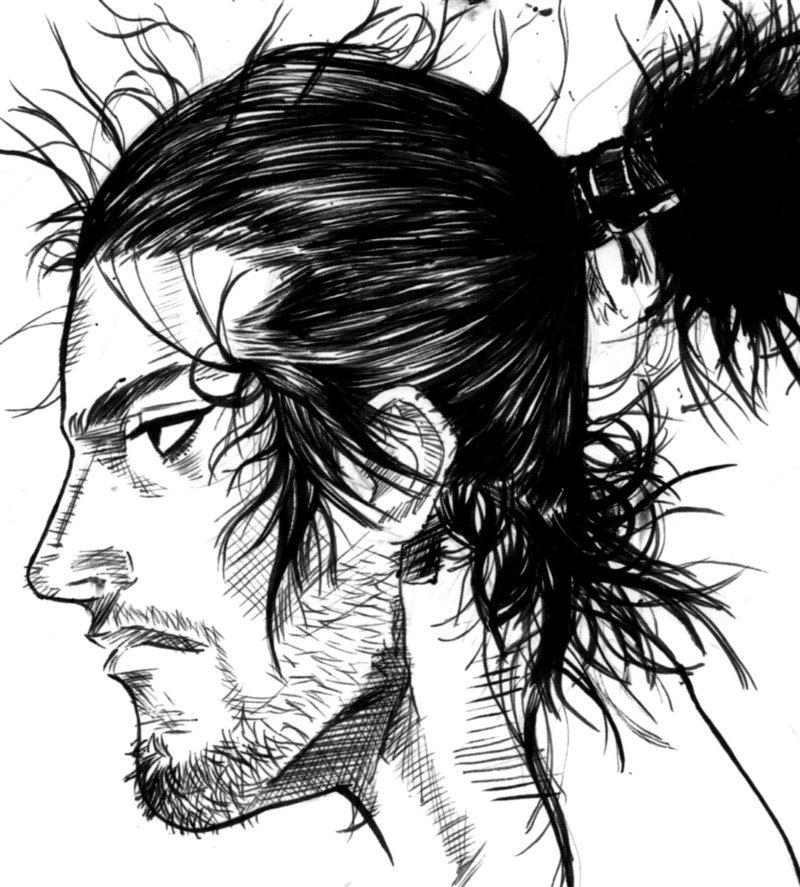 Vagabond Manga To End Early Next Year: Nanquim By GuilhermeoCastro On DeviantArt
