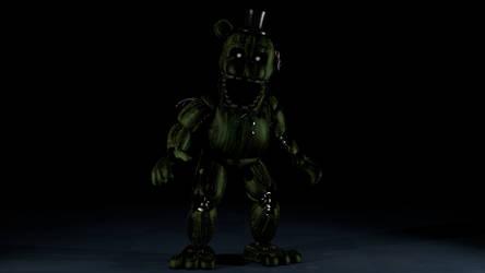 Phantom Freddy by zabuza2000momochi