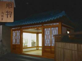 Japanese House by WestytheTraveler