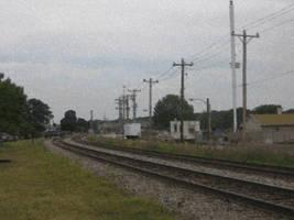 Railroad by WestytheTraveler