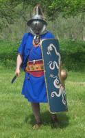 Roman Secutor by WestytheTraveler
