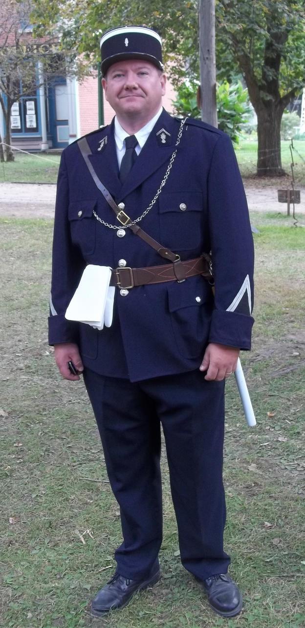 French Gendarmerie by WestytheTraveler