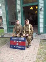 British NCOs by WestytheTraveler