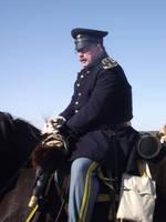 US Officer 1848 by WestytheTraveler