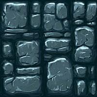 Stone Wall 1 by Devin-Busha