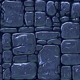 Stone Wall 2 by Devin-Busha