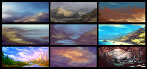 Color Composition Thumbs