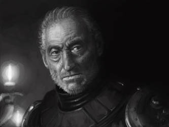 Game of Thrones - Tywin Lannister Study by Devin-Busha