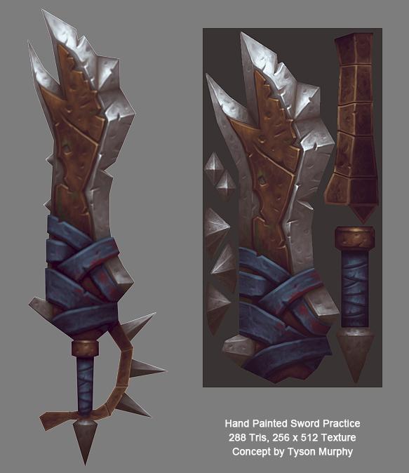 Tyson Murphy - Sword Practice by Devin-Busha