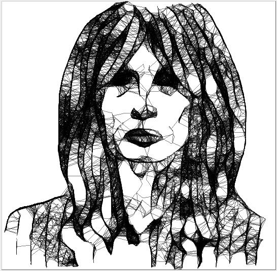 Steven Tyler by kwikdraw