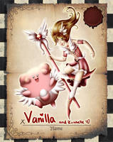 Pokepalace: Vanilla by goldfishkang