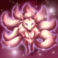 :: Ninetales :: by goldfishkang