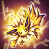 CM: Quicksilver by goldfishkang