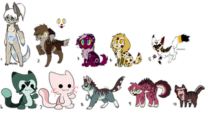 Clearence Adopts (OPEN) by 1-800-ADOPT
