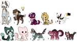 Clearence Adopts (OPEN)