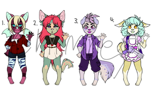 Anthro Adopts (OPEN) by 1-800-ADOPT