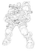 Cable by mikebowden