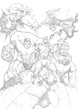 X-Men 90s