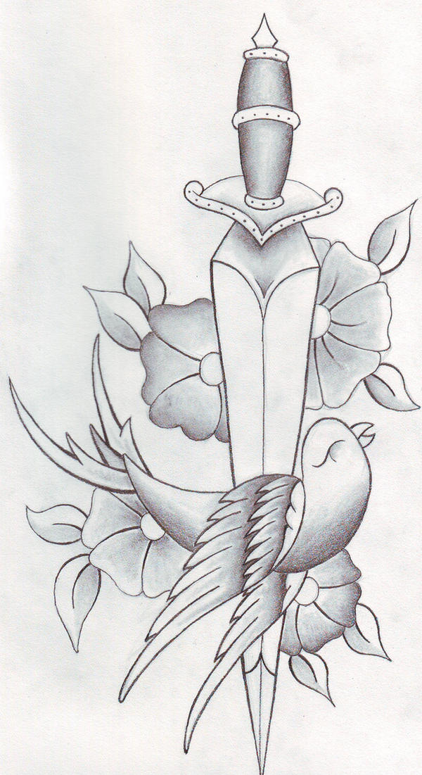 tattoo old school design