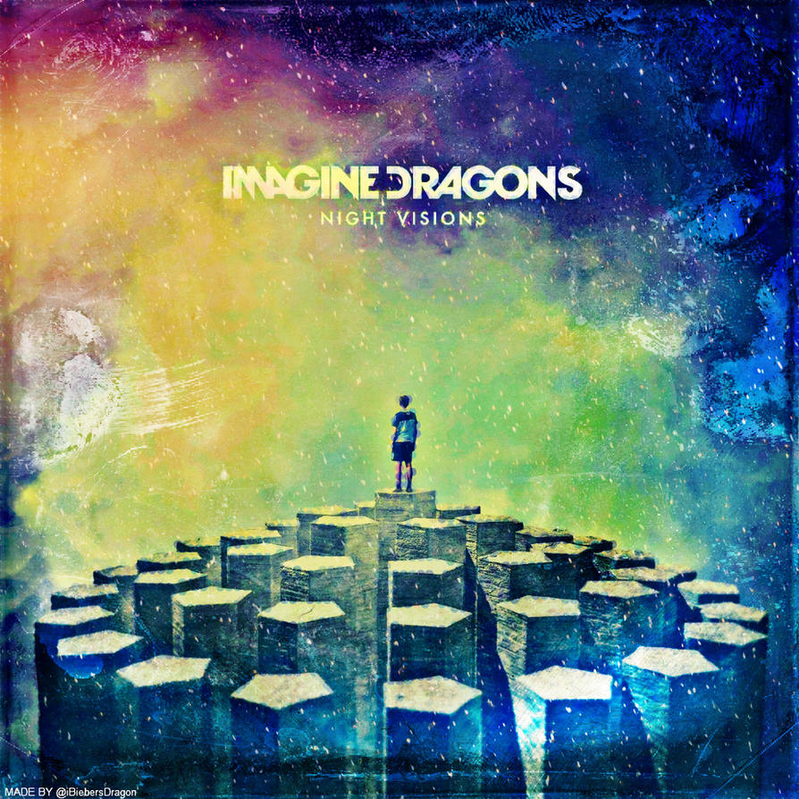 Imagine Dragons Fan Art By IBiebersDragon