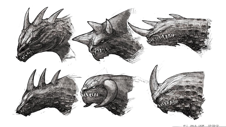 Creature Design by ejdc on DeviantArt