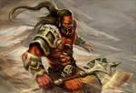 Axe Mogul Khan