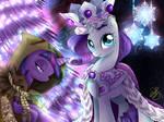 Happy Hearth's warming eve (unicorns)
