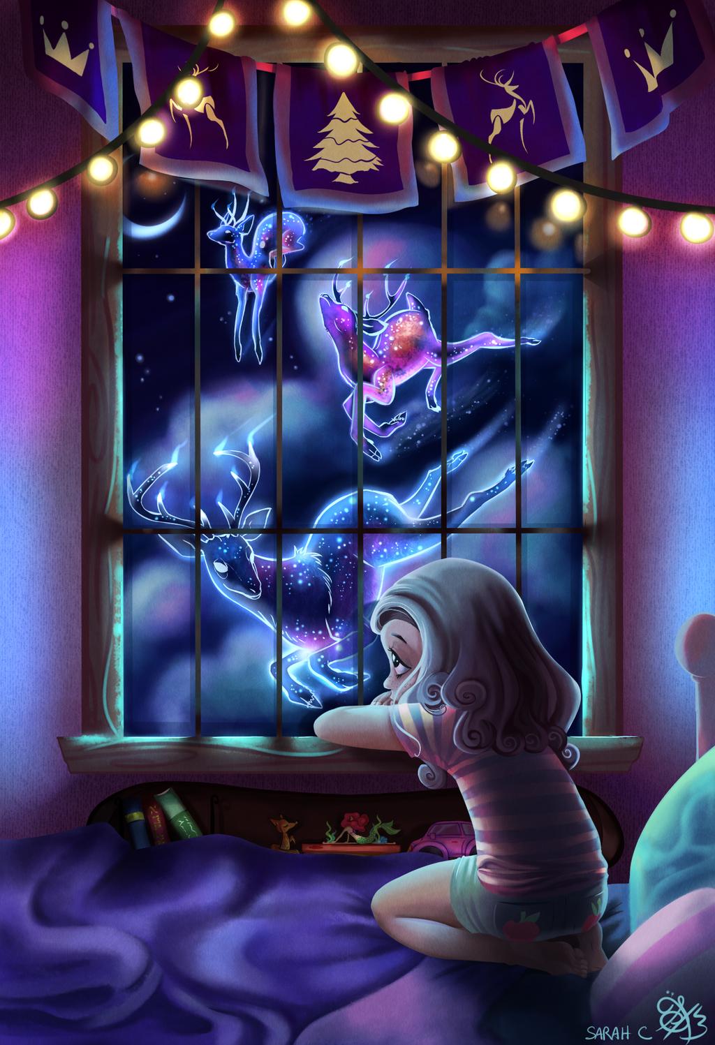 Dreams by Daughter-of-Fantasy