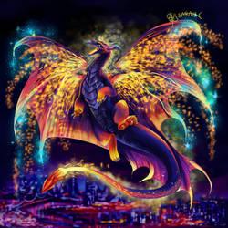 DOTM: JULY, Firestar Dragon