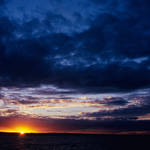 Redcliffe Sunset by DerekCook