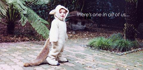 Where the wild things are....