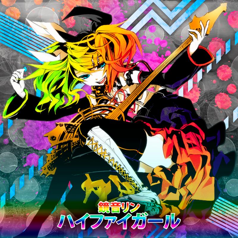 Kagamine Rin - Hi-Fi Girl by Vocalmaker