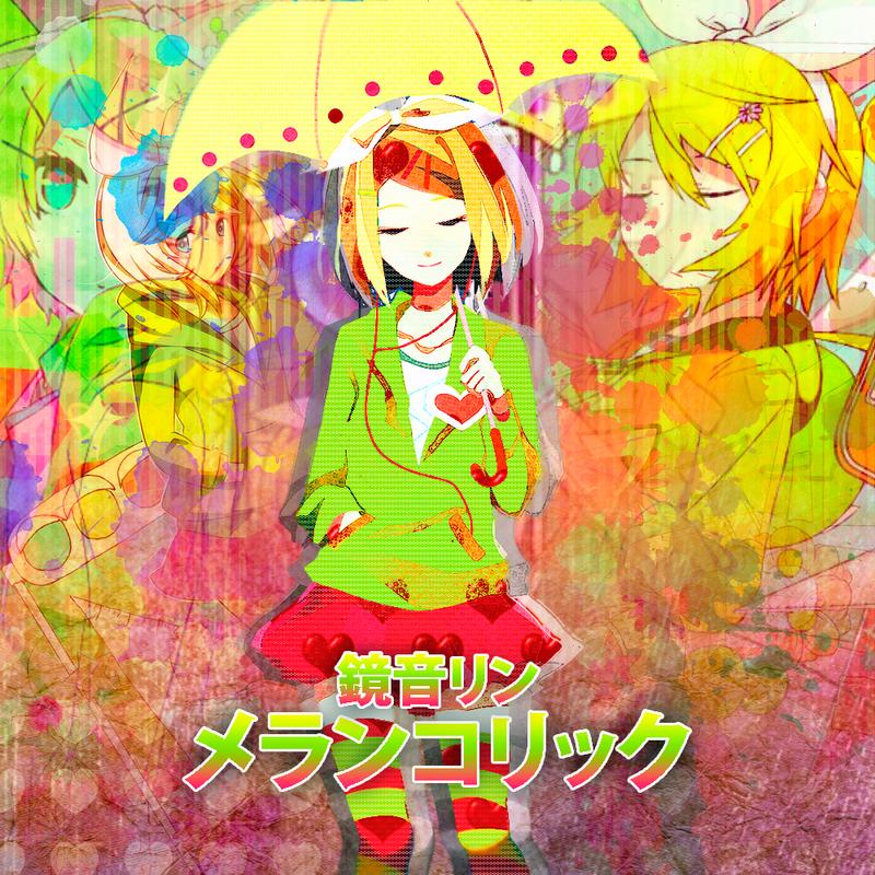 Rin Kagamine - Melancholic by Vocalmaker