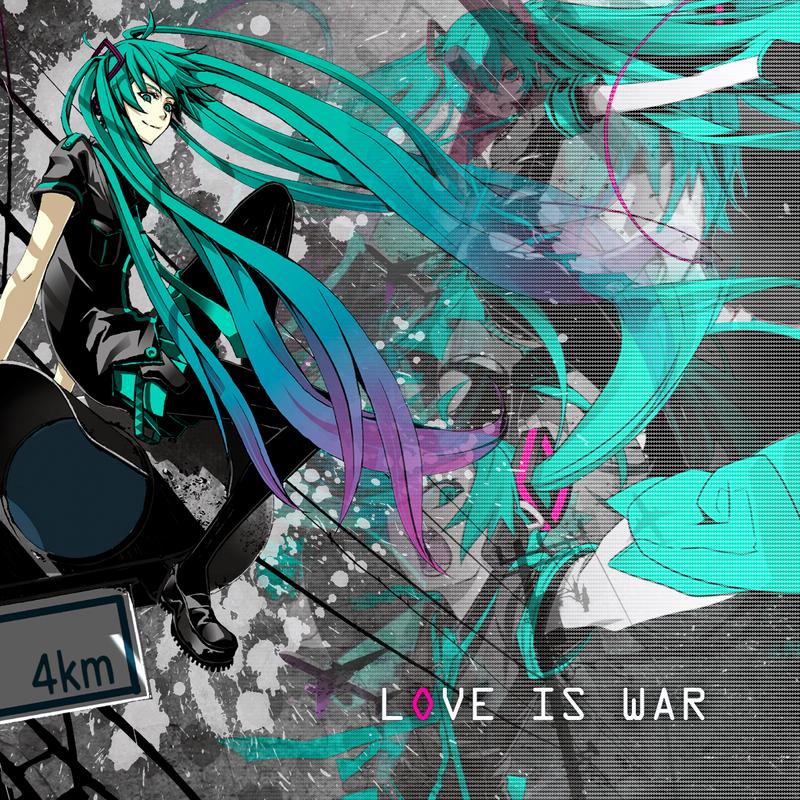 Hatsune Miku - Love is War by Vocalmaker