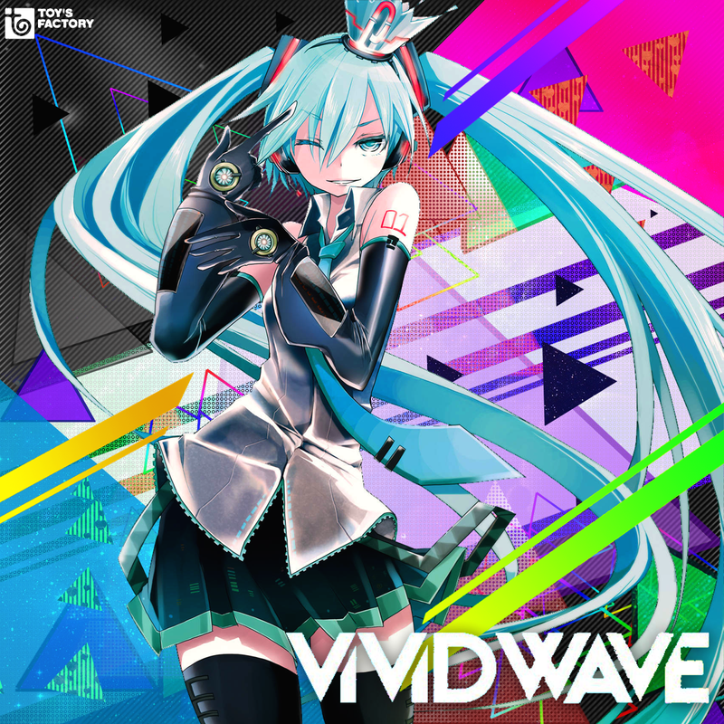 Hatsune Miku - ViViD WAVE by Vocalmaker