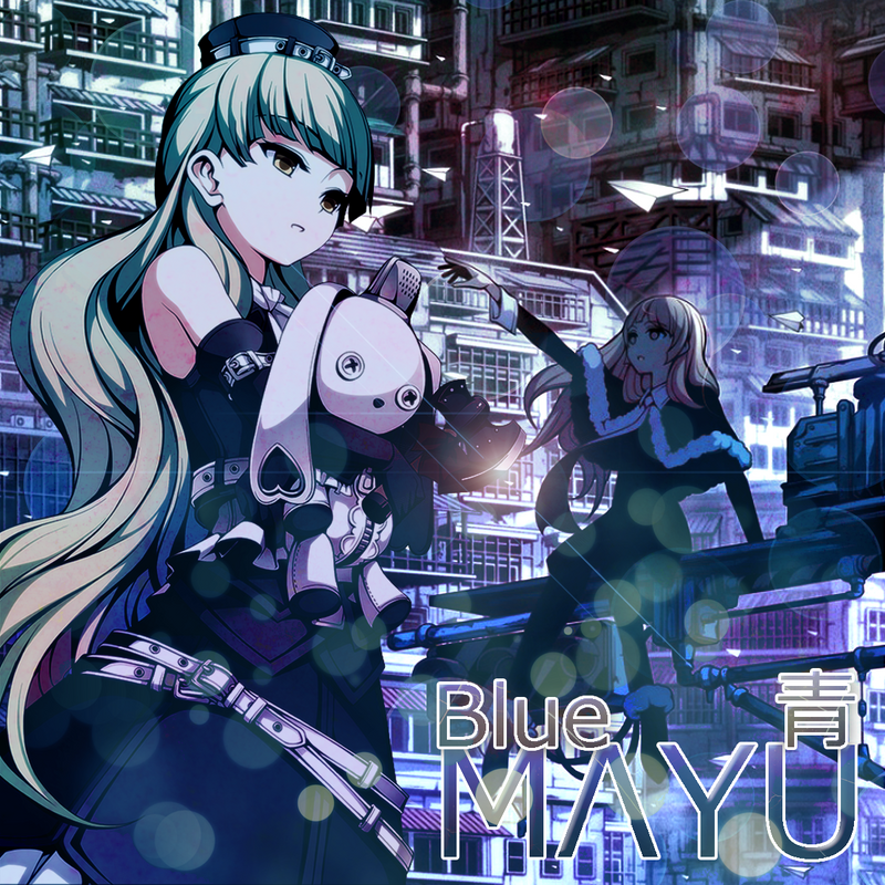 MAYU - Blue by Vocalmaker