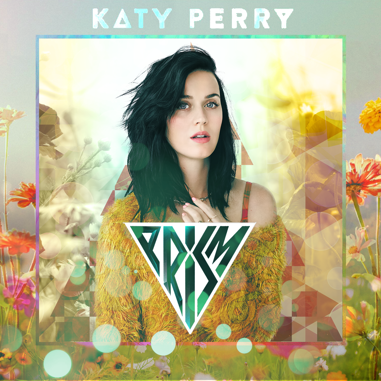 Katy Perry Prism Wallpaper 2013