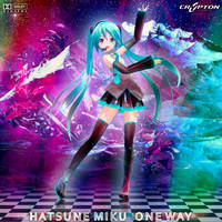Hatsune Miku - One Way by Vocalmaker