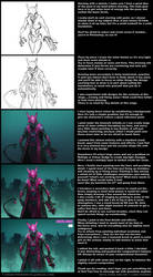 TUTORIAL- Oni from Devil Dogs
