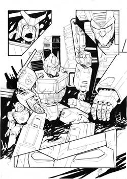 80s Transformers Commission