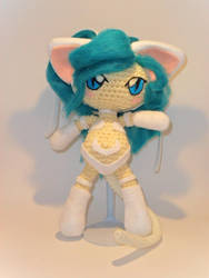 Felicia crochet doll by Tia-tony