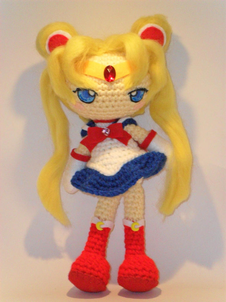 Sailor Moon by Tia-tony