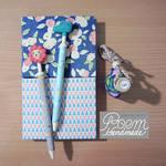 Handmade Sketchbook - Couple