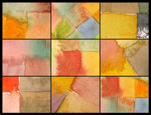 Art - Watercolor - Leningrad test on Canson