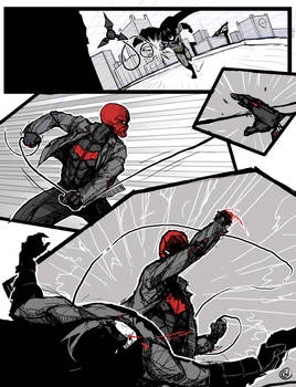 Red Hood sample page 1