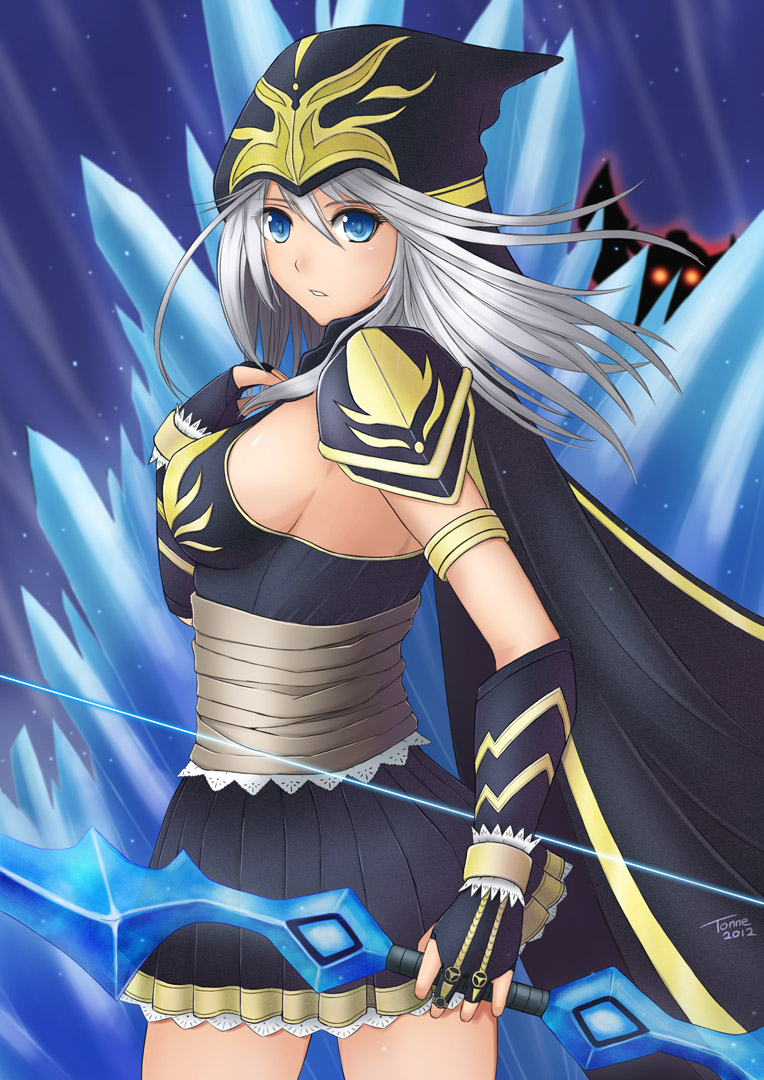 League of Legends - Ashe by tonnelee